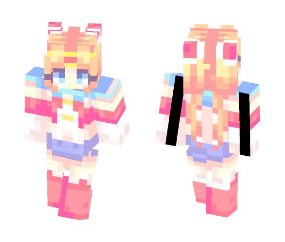 Sailor Moon - Female Minecraft Skins - image 1