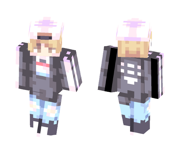 Download Adidas And Aesthetic Minecraft Skin For Free