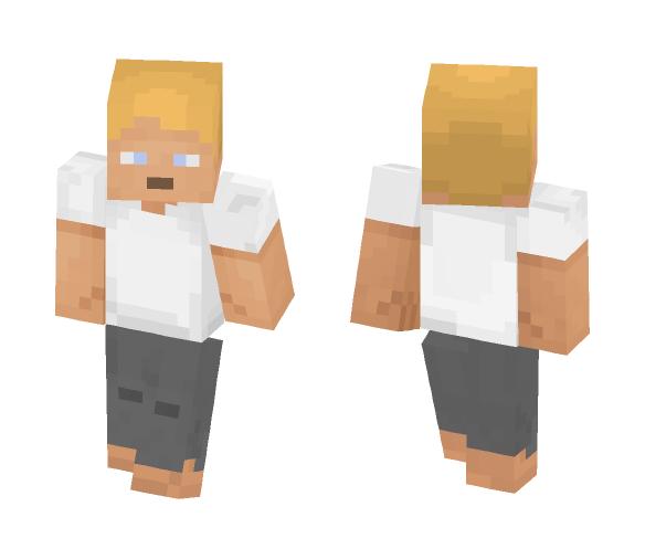 Dr. Gordon | Saw 1 - Male Minecraft Skins - image 1