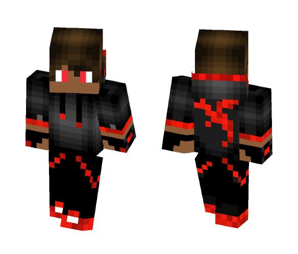 Download Cool Red Boy Minecraft Skin For Free Superminecraftskins