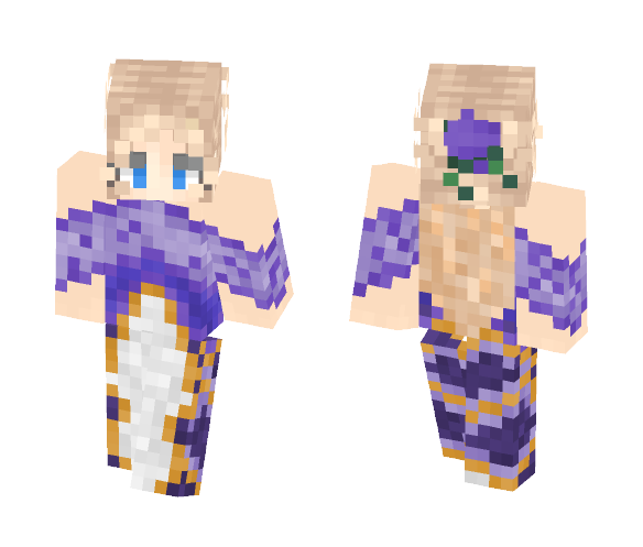 Ball Gown - Male Minecraft Skins - image 1