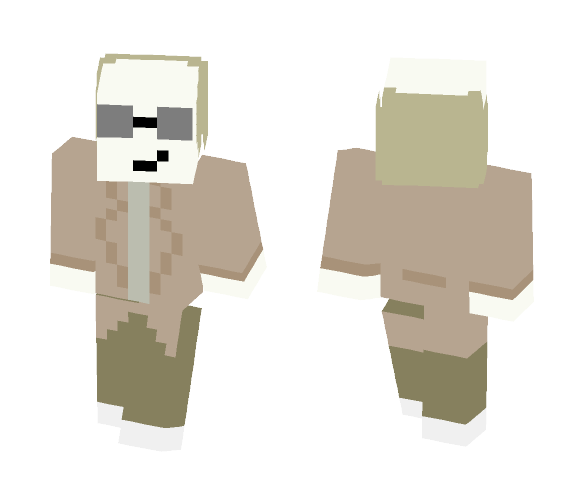 Download Steve Smith - China IL Minecraft Skin for Free