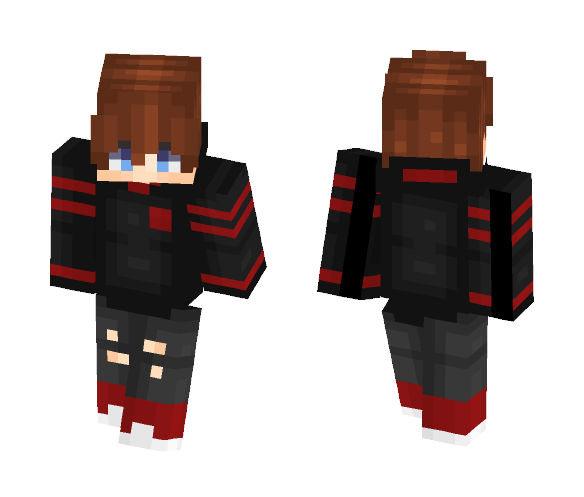 greetings, old friend - Male Minecraft Skins - image 1