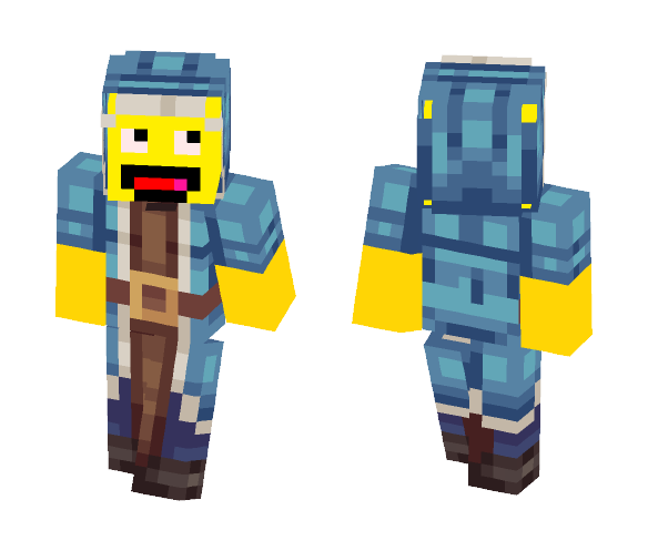 Download The Meme Wizerd Minecraft Skin for Free ...