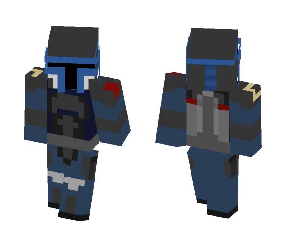 Death Watch Grunt - Male Minecraft Skins - image 1