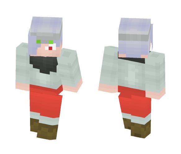 Specter (Ape Escape) - Male Minecraft Skins - image 1