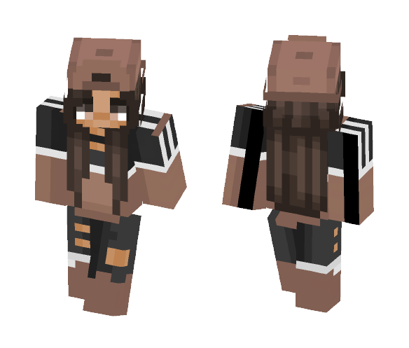~ Tumblr? Maybe? ~ - Male Minecraft Skins - image 1
