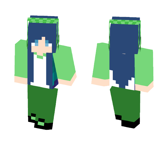 Kylie, Kiki's sister - Female Minecraft Skins - image 1