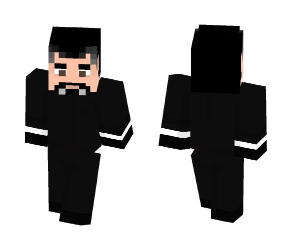 Delgado Master - Male Minecraft Skins - image 1