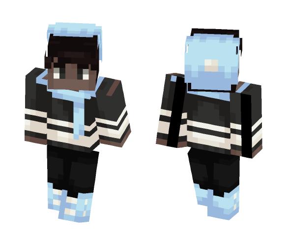 we're broken people - Male Minecraft Skins - image 1