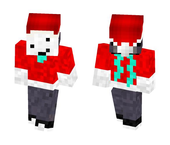 Quality christmas skin - Christmas Minecraft Skins - image 1