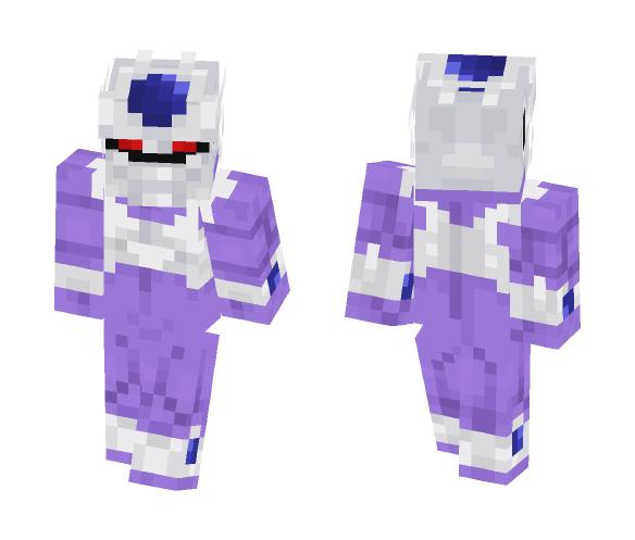 Cooler Final Form DBZ - Male Minecraft Skins - image 1