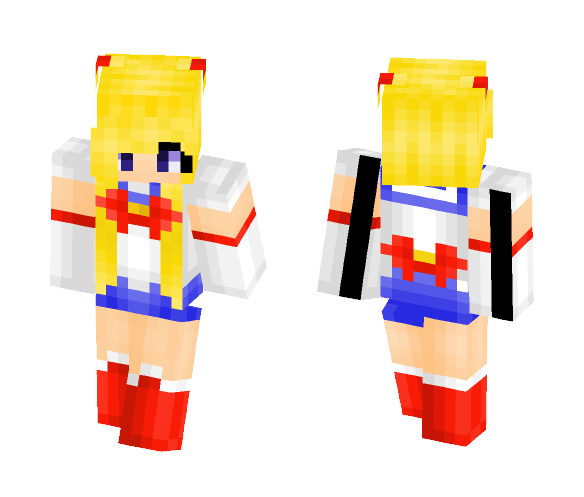 Sailor moon - Female Minecraft Skins - image 1