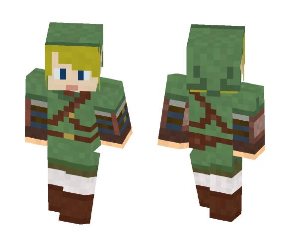 Link - Male Minecraft Skins - image 1