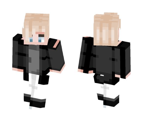 smoking hot // RQ ❣ - Male Minecraft Skins - image 1