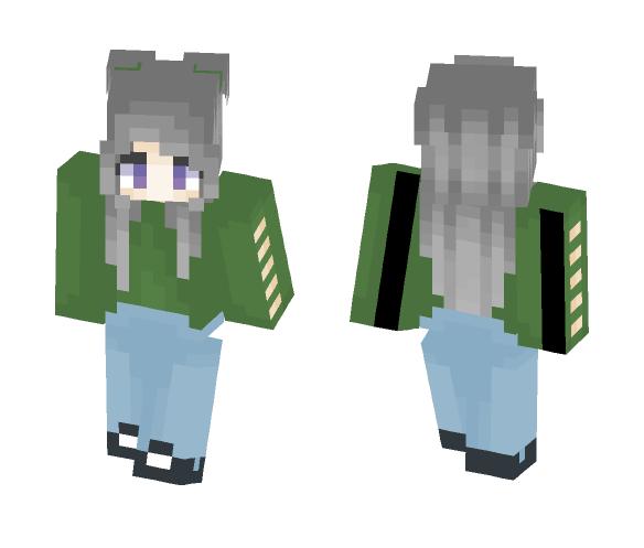 Cancer // Zodiac Series - Female Minecraft Skins - image 1