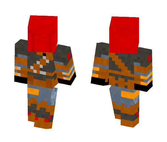 Red Hood | Thomas Grayson Earth-2 - Male Minecraft Skins - image 1