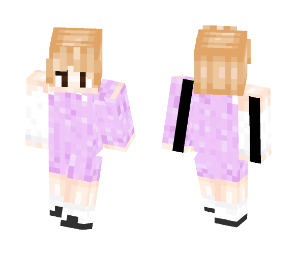 Twice Jeongyeon TT - Female Minecraft Skins - image 1