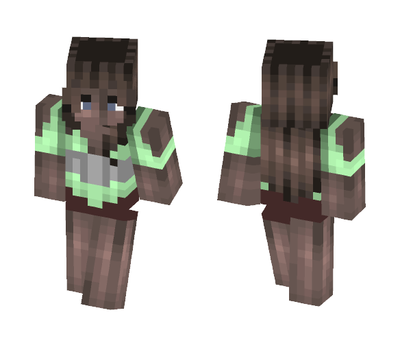 For Giphy ^_^ - Female Minecraft Skins - image 1