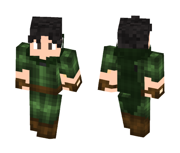 Edger in Wedding clothes - Male Minecraft Skins - image 1
