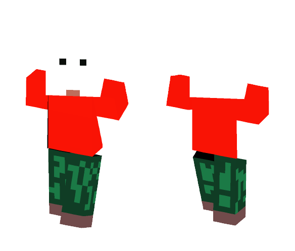 Download Baby Cakes From China Illinois Minecraft Skin for Free