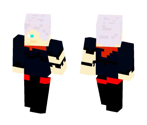 Human Darkrai - Male Minecraft Skins - image 1