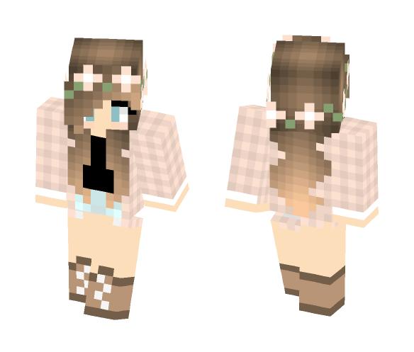 Caitlyn - Female Minecraft Skins - image 1