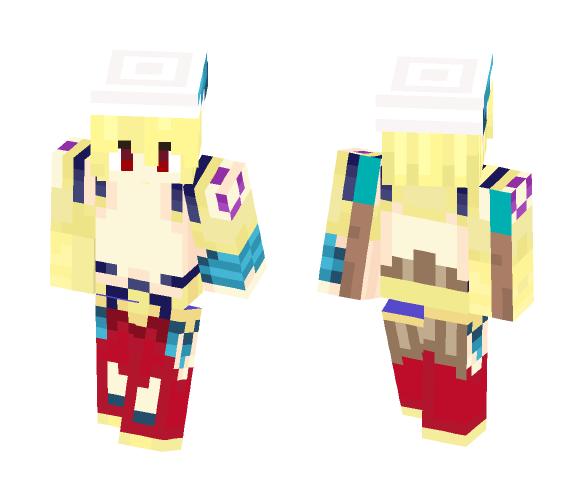 Gilgamesh - Caster - Male Minecraft Skins - image 1