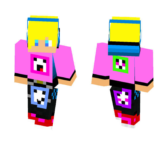 Wooly World Worker - Male Minecraft Skins - image 1