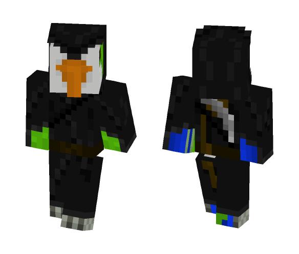 Reaper Bird - Interchangeable Minecraft Skins - image 1
