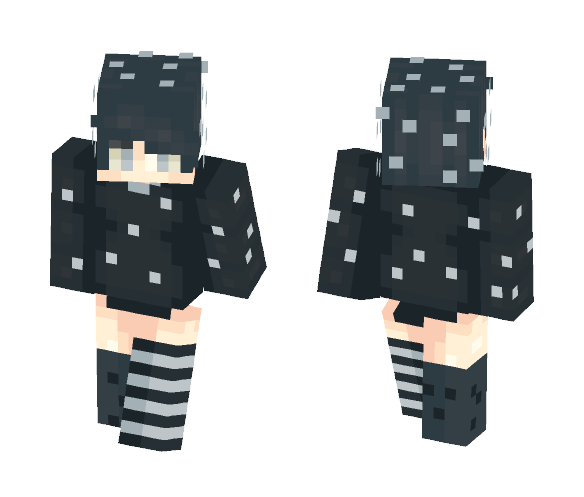 idkkk sorry its bad *^* - Male Minecraft Skins - image 1