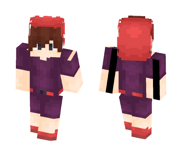 Male Kiki - Kiki's Delivery Service - Male Minecraft Skins - image 1