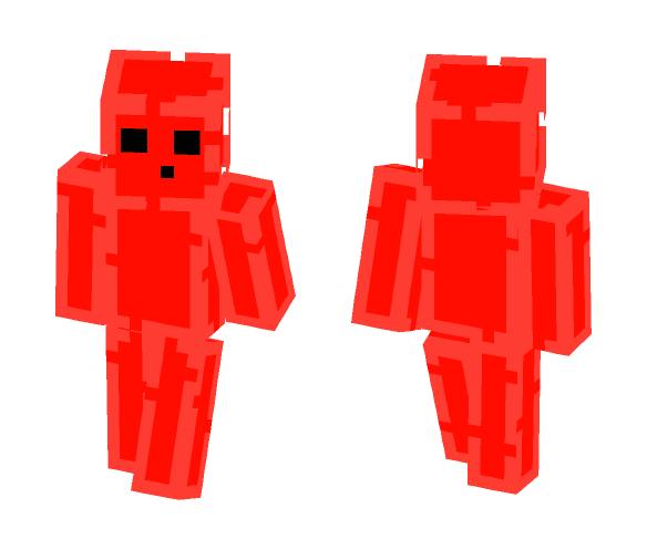 minecraft steve skin template 64x64