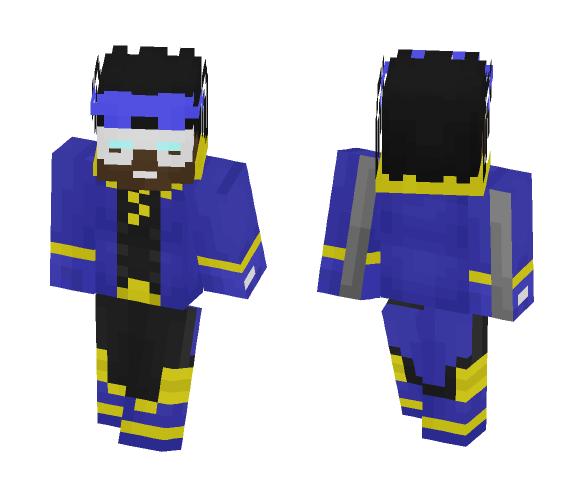 Static Shock - Male Minecraft Skins - image 1