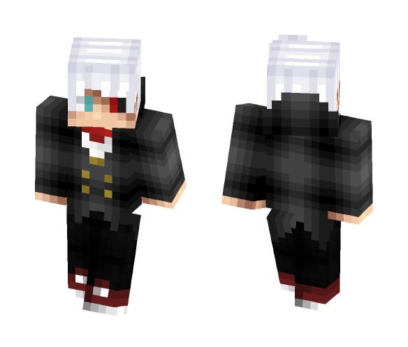Darkrai Guy - Male Minecraft Skins - image 1