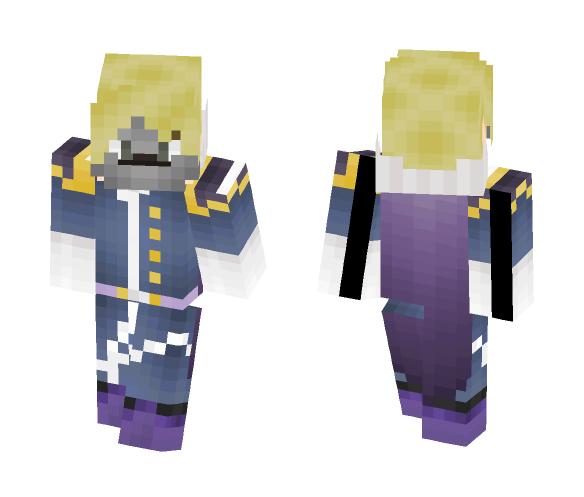 Meta Maël - Male Minecraft Skins - image 1
