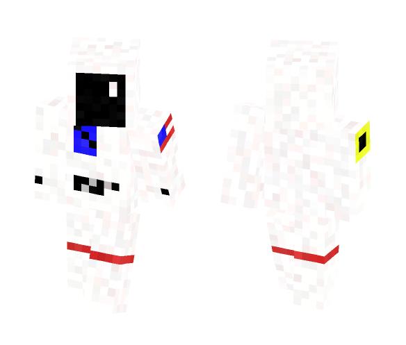 NASA Astronaut - Male Minecraft Skins - image 1