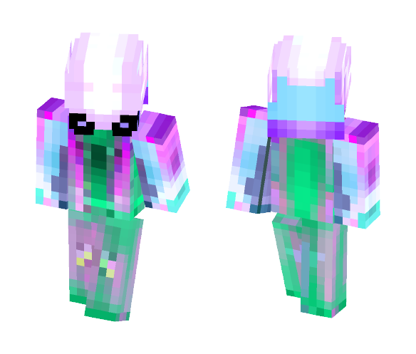 Make Aliens Great Again - Interchangeable Minecraft Skins - image 1