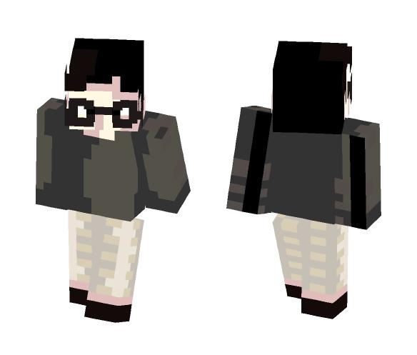 Jude Harley - Hiveswap! - Male Minecraft Skins - image 1
