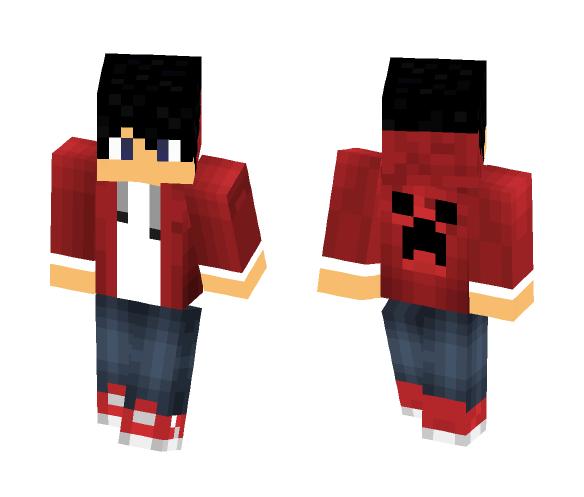 Download Redboy Skin Minecraft Skin For Free Superminecraftskins