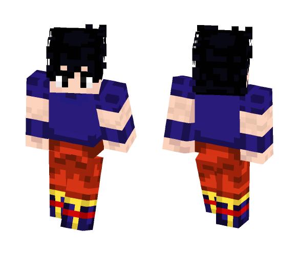 minecraft dbz skins