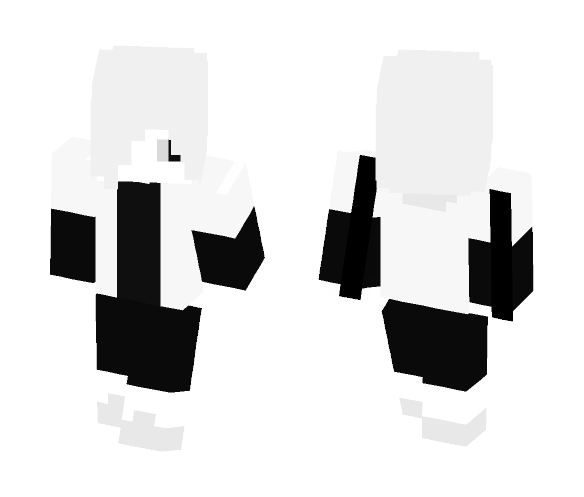 Cross!Chara 3px arms - Male Minecraft Skins - image 1