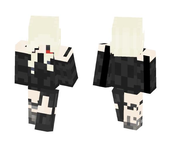  (+^+) Mimic: Aliens Skin Contest  - Female Minecraft Skins - image 1