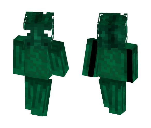 Gnuz - Aliens Skin Contest - Male Minecraft Skins - image 1