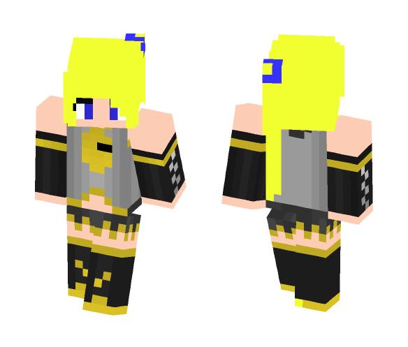 Akita Neru Cosplay {Cherry} - Female Minecraft Skins - image 1