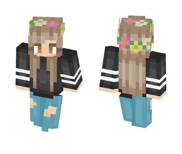 Hannah - Female Minecraft Skins - image 1