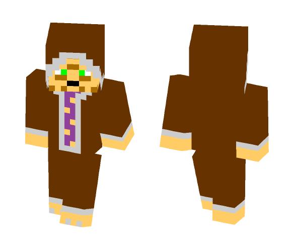 Old Man - Male Minecraft Skins - image 1