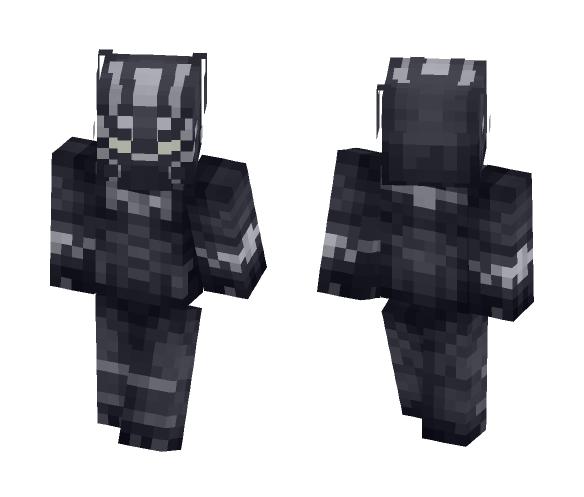 Black Panther | Civil War - Black Panther Minecraft Skins - image 1