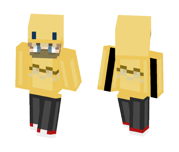 Mad Dummy the Savage.. - Interchangeable Minecraft Skins - image 1