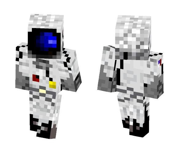 The Aliens Come Disguised - Other Minecraft Skins - image 1